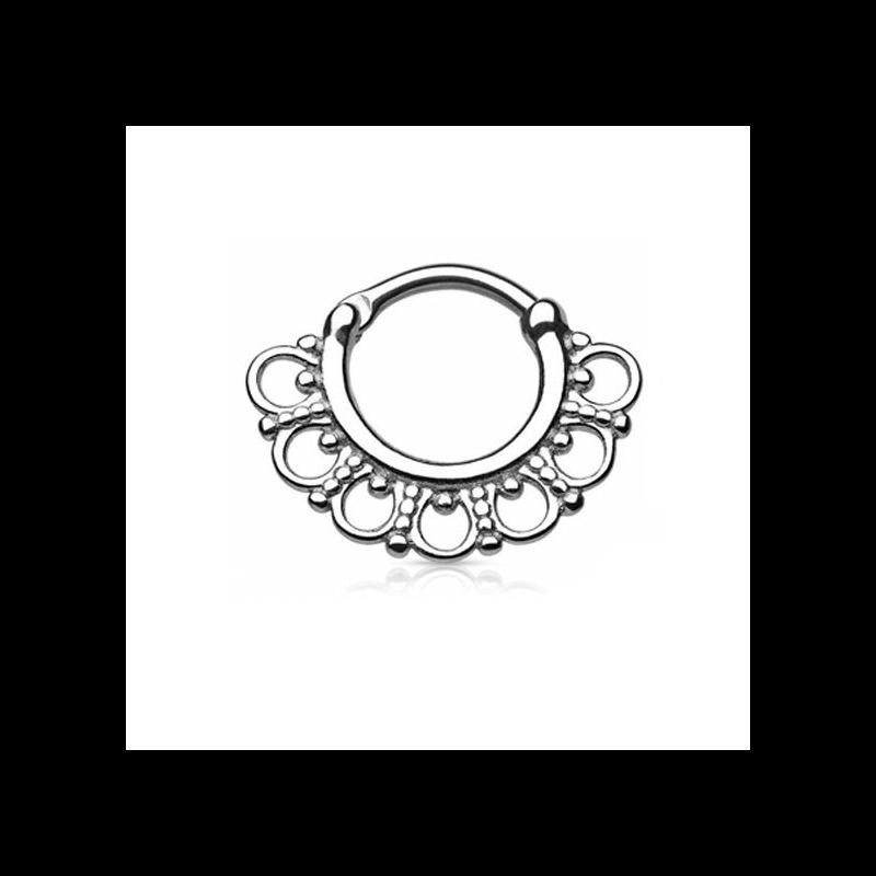 Piercing nariz septum